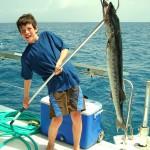 Fischen in Bocas del Toro