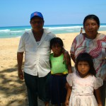 Indigene Familie - Bocas del Toro