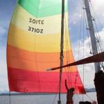 Segeln in Bocas del Toro - Panama