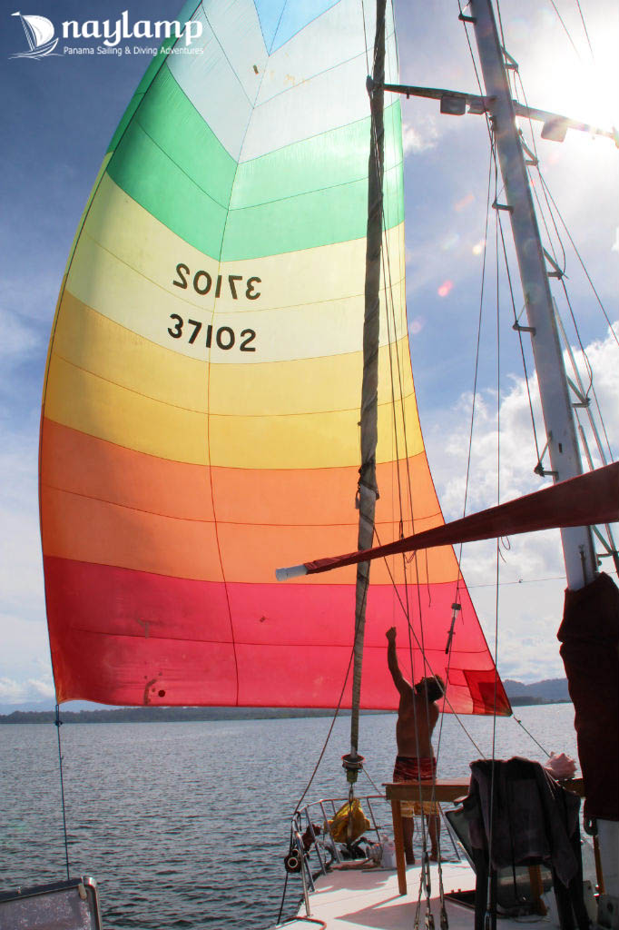 Segeln in Panama mit Panama Sailing and Diving Adventures - Bocas del Toro