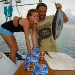 Daniel Ayora - Fischen in Bocas del Toro - Aus dem Meer direkt auf den Tisch